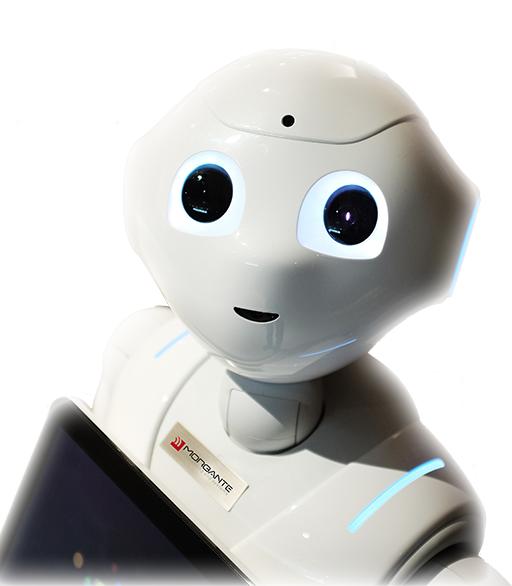 robot umanoide